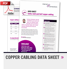 Download: Copper cabling data sheet (pdf)