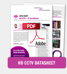 Download: HD CCTV data sheet (pdf)