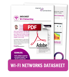 Download: Wi-Fi Networks data sheet (pdf)